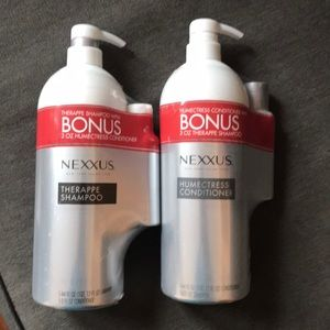 44 Ounce Nexxus Shampoo + ConditionerNWT for sale